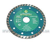 Алмазный диск Центроинструмент 125 х 7 х 22,23 Турбо, фото 1
