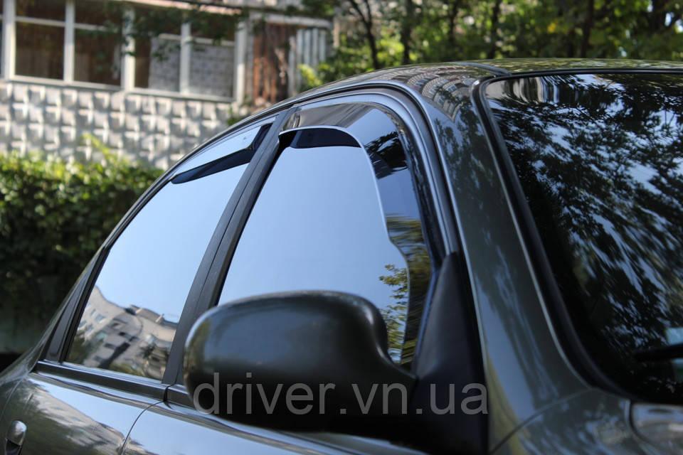 Дефлектори вікон вставні Audi A6 (C5) 1997-2003 4D Combi