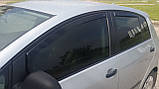 Дефлектори вікон вставні BMW 3 Series Е46 1998-2004 2D / вставні, 2шт/ Compact, фото 9