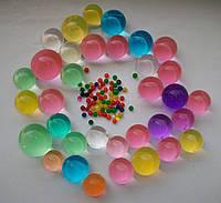 Гидрогель. Orbeez.  500   шариков .