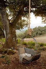 Подвесные кресла - комфортный отдых