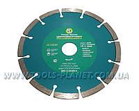 Алмазний диск Центроинструмент 150 х 7 х 22,23 Сегмент, фото 1