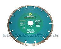 Алмазный диск Центроинструмент 180 х 7 х 22,23 Сегмент, фото 1