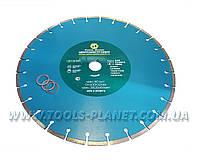 Алмазный диск Центроинструмент 400 х 7 х 32 Сегмент, фото 1