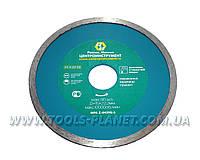 Алмазный диск Центроинструмент 115 х 5 х 22,23 Плитка, фото 1