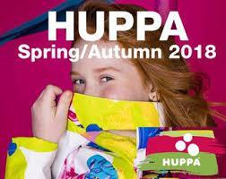 HUPPA весна 2018