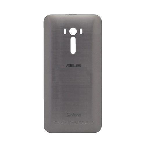 Задняя крышка Asus Zenfone Selfie (ZD551KL) серая оригинал