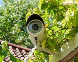 Монтаж системы видеонаблюдения на даче