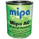 Авто краска (автоэмаль) акриловая Mipa (Мипа) 101 Белый Газ 1 л