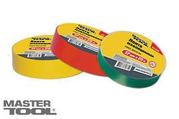 MasterTool  Лента изоляционная 0,15 мм,17 мм*10 м,  красная, Арт.: 44-9210