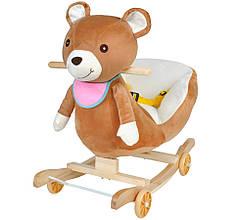 Детская музыкальная  качалка Тедди