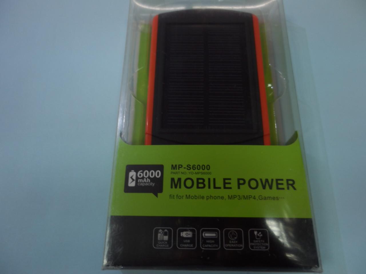 Power Bank MP-S6000