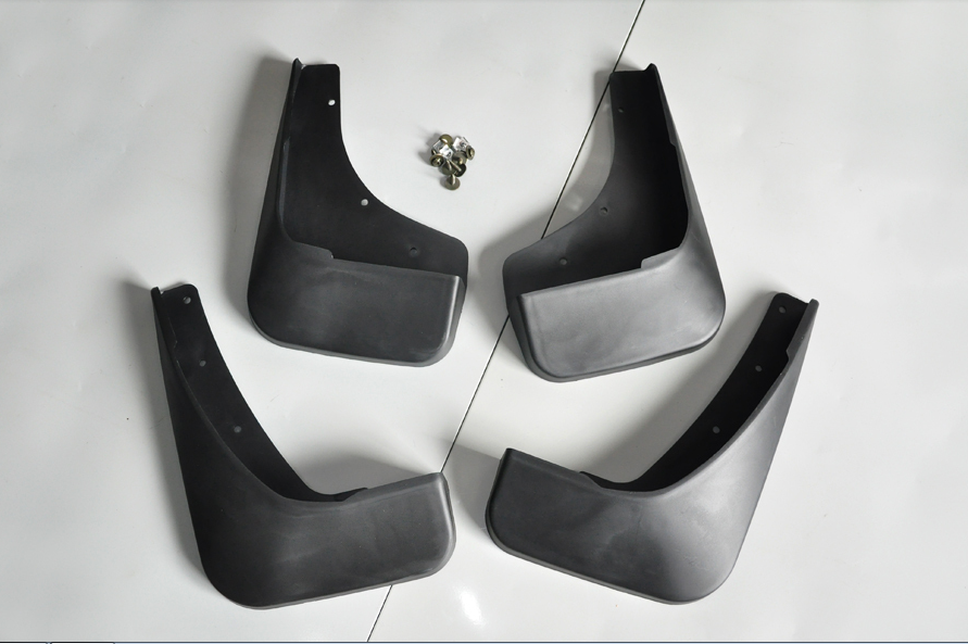 Брызговики Mazda CX-5 2010- (KD45V3460A;KD45V3450), кт. 4 шт, фото 1