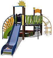 """Игровой комплекс для детей """"Ручеек-2"""", фото 1"""