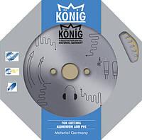 Пильные диски для резки алюминиевого профиля перил