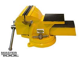 MasterTool  Тиски слесарные поворотные, Арт.: 07-0210