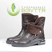 Сапоги кожаные AVIS  Арт. 4 кор