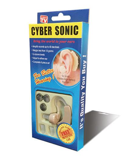Слуховий апарат Cyber sonic