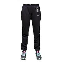 Женские трикотажные брюки на манжете  A555N
