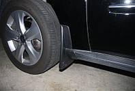 Брызговики Mercedes-Benz ML164 (без порогов) 2005-2012 (передние), кт.2шт, B66528228, фото 1