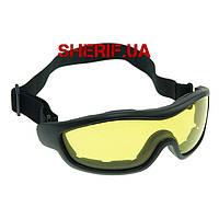 Очки защитные  с жёлтыми линзами Mountain Max Fuchs 25533
