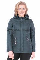 Женская демисезонная куртка больших размеров Mishele 530 весна 56, 58, фото 1