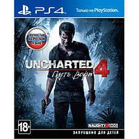 Uncharted 4: Путь Вора / Прокат Аренда игры