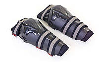 SCOYCO K19 Knee Protector, Black, Мотонаколенники защитные шарнирные, фото 1