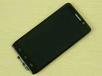 Оригинальный дисплей (модуль) + тачскрин (сенсор) с рамкой для Motorola Droid Mini XT1030 (черный цвет)