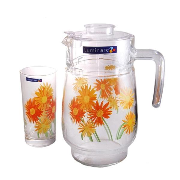 Набор питьевой Luminarc MARGUERITE 7 приборов