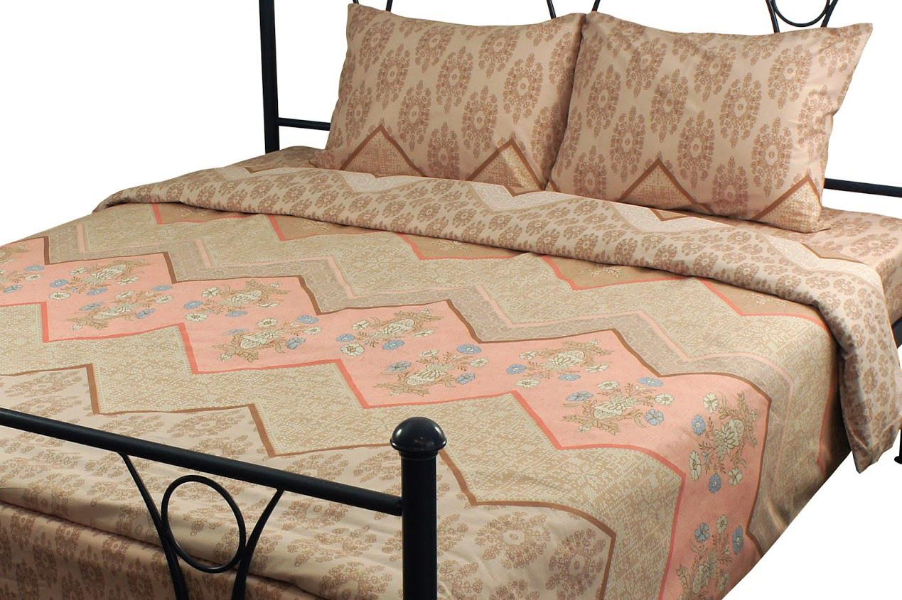 Постельное белье бязь - семейный комплект (Скарбниця)