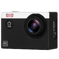 """➜Экшн-камера Elephone Explorer S Black запись 4К видео сенсор Sony IMX179 с ЖК экраном 2"""" кейс в комплекте"""