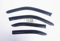 """Дефлекторы окон """"AV-Tuning"""" MERCEDES E-klasse седан (W210) 1995-2003 (на скотче) Ветровики, фото 1"""
