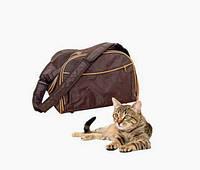Сумка-переноска для кошек универсальная