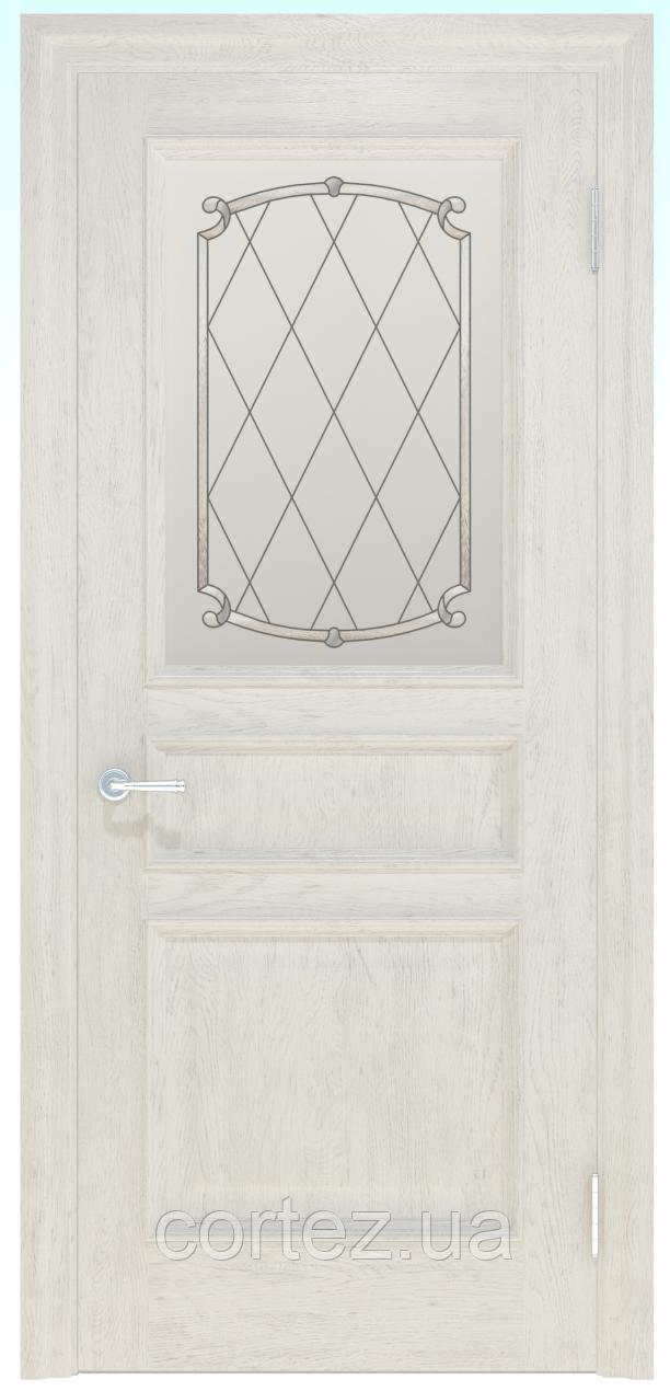 Межкомнатные двери шпон Модель I022
