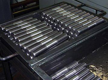 Шпилька М42 ГОСТ 9066-75 для фланцевых соединений, фото 2