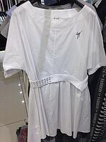 Платье белое SOGO