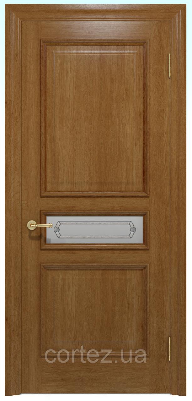 Межкомнатные двери шпон Модель I023