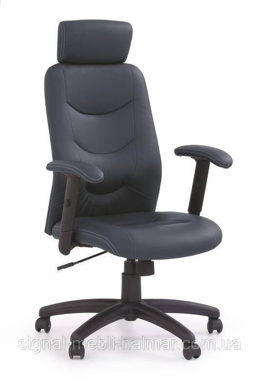 Компьютерное кресло STILO (черный) (Halmar)