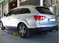 Фаркоп Audi Q7 (Ауди Кью 7) оцинкованный