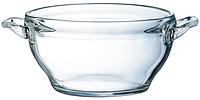 Soup Bar Бульонница прозрачная с ушками 500 мл Arcoroc L8080