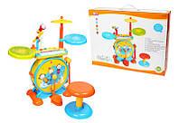 Детская барабанная установка с MP3 1402.