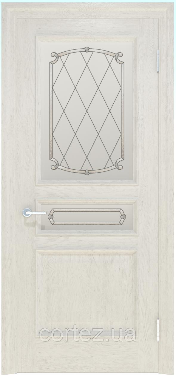 Межкомнатные двери шпон Модель I024