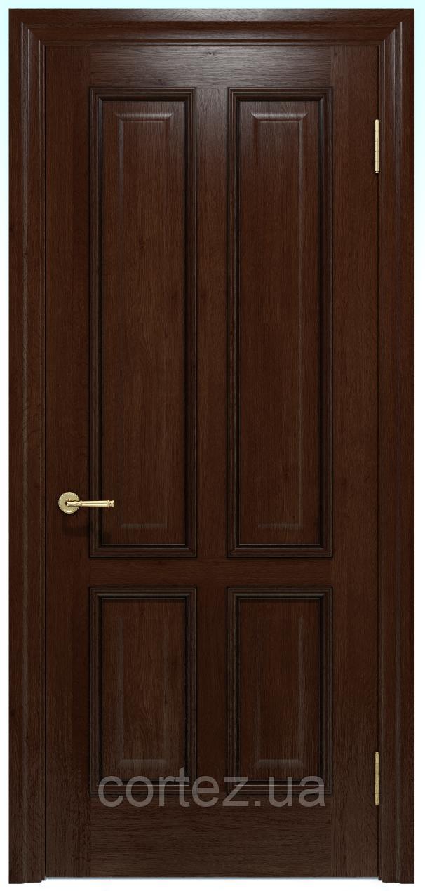 Межкомнатные двери шпон Модель I031
