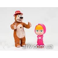 Детский Набор фигурок Маша и Медведь ММ 12035