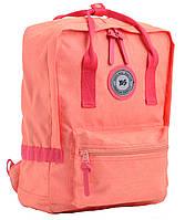 """Сумка - рюкзак молодіжна Safety orange ST-24 """"YES"""", 555586"""