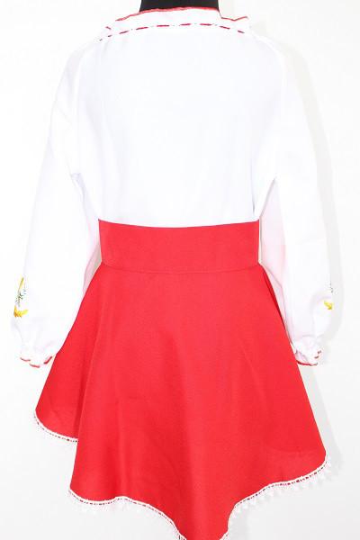 Вишитий костюм для дівчинки  Мальвіна-Орися  продажа 883a22fa88262