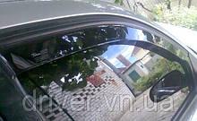 Дефлектори вікон вставні Infiniti FX 35/45 5D 2004->, 2 шт