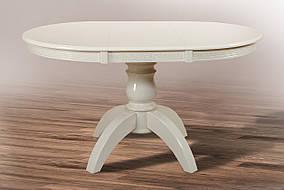 Стол обеденный Престиж слоновая кость (Микс-Мебель ТМ)