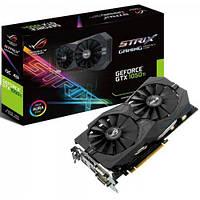 Видеокарта Asus ROG GeForce GTX 1050 Ti STRIX 4096MB (STRIX-GTX1050Ti-4G-GAMING)